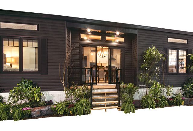 Escape All Season Northlander Park Cottage Model | Exterior
