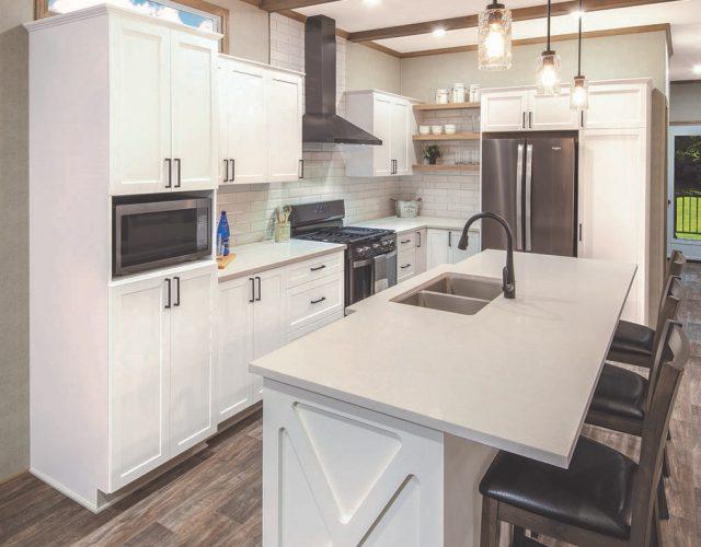 Northlander Escape All Season Park Model | Kitchen