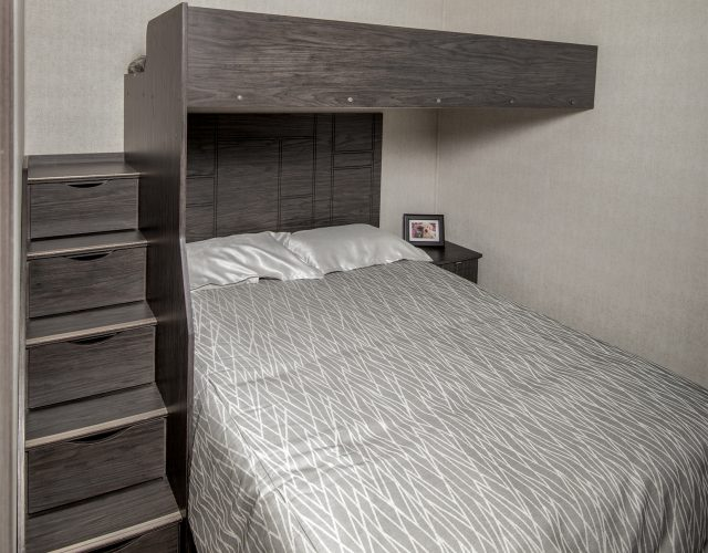 Bunk beds to maximize space
