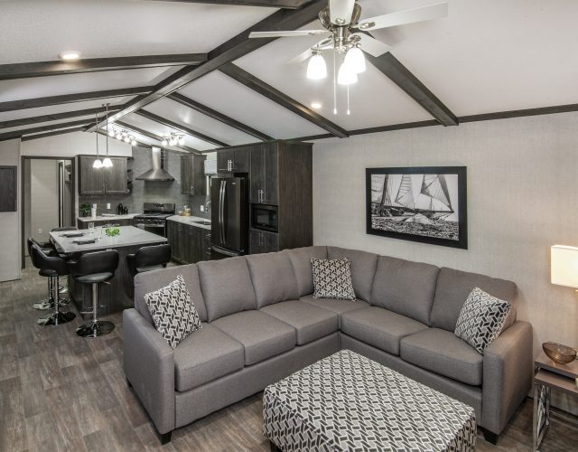 Open concept living spaces for the whole family to enjoy!