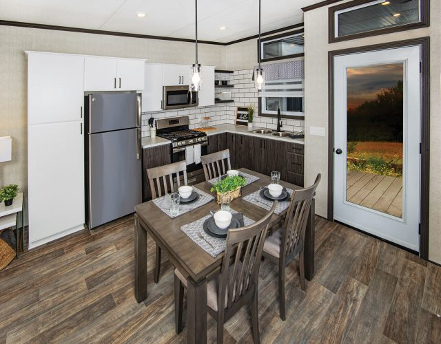 Northlander Luxe Park Model | Kitchen