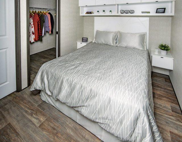 Northlander Luxe Park Model | Master Bedroom