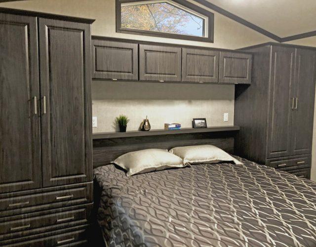 Platinum Slate - Bedroom