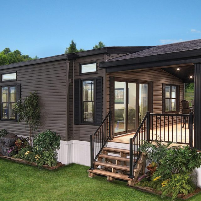 Park Model Collection Homes by Northlander Industries