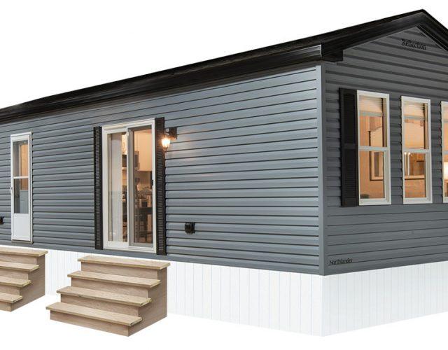 Northlander Reflection Park Model Cottage | Exterior