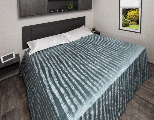 Northlander Reflection Park Model Cottage | Master Bedroom