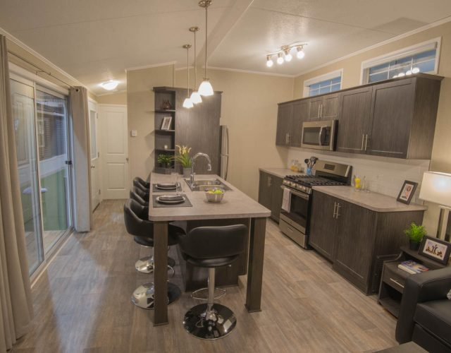 Northlander Industries | Show Gallery Open Concept Kitchen