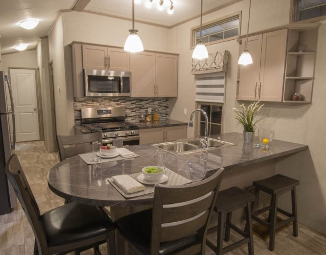 Northlander Industries | Show Gallery Kitchen & Dining Room