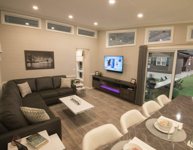 Northlander Industries | Show Gallery Modern Living Room