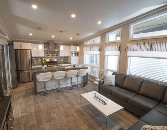 Northlander Industries | Show Gallery Open Floorplans
