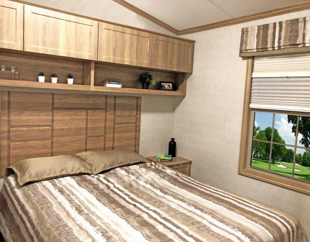 Spiced Walnut - Bedroom