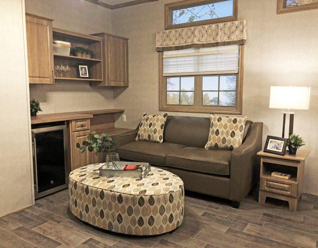 Spiced Walnut - Livingroom