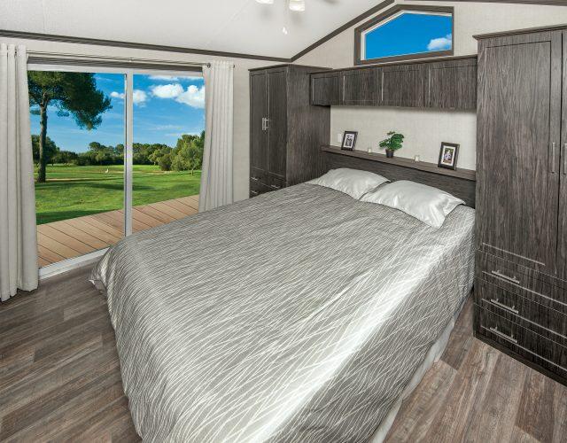 Steel Storm - Bedroom