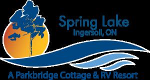 Spring Lake RV   A Parkbridge Cottage & RV Resort