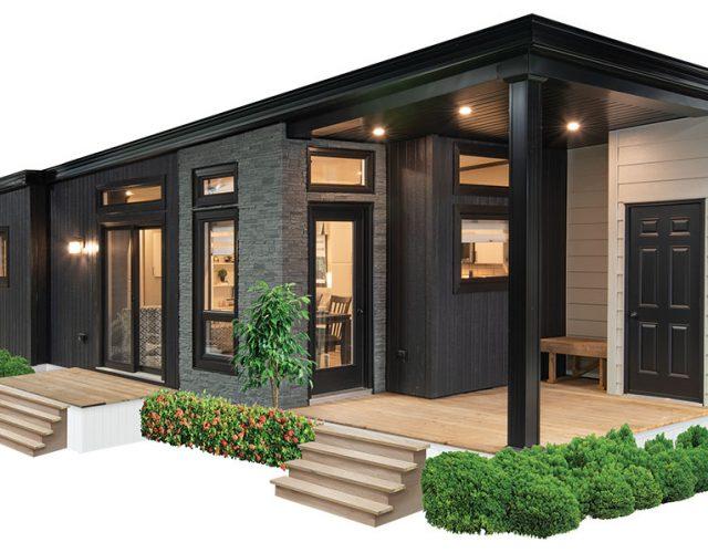 Luxe-Northlander Park Model - Exterior