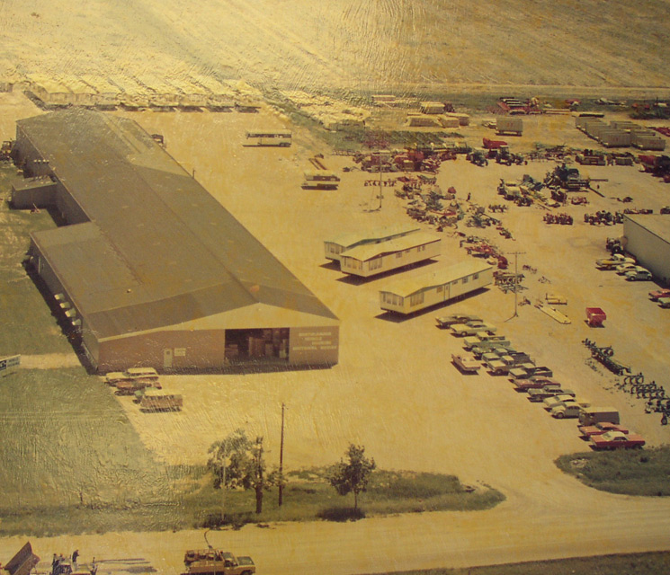 A photo of Northlander Industries, Early Years