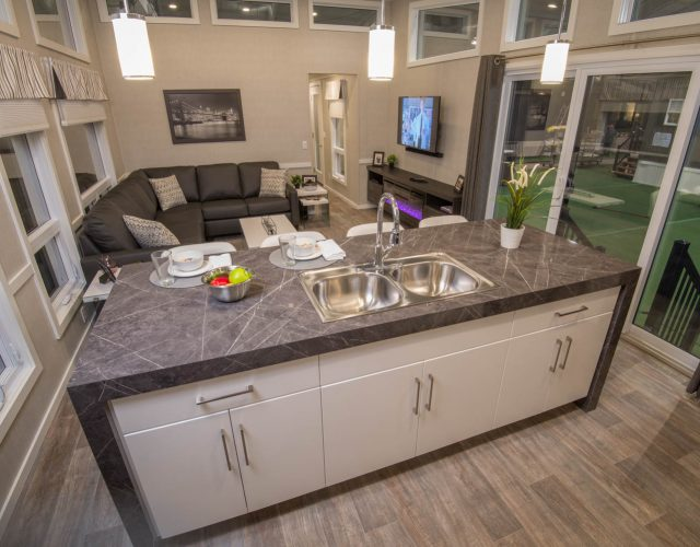 Northlander Industries | Show Gallery Huge Kitchen Islands with Storage