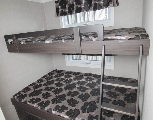 Bunk Beds for the Kids to enjoy.
