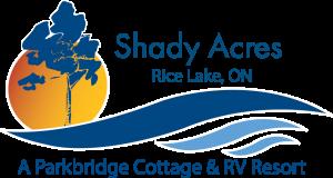 Shady Acres | A Parkbridge Cottage & RV Resort