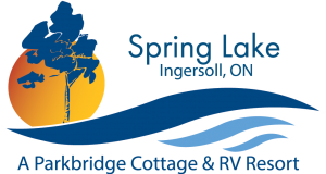 Spring Lake RV | A Parkbridge Cottage & RV Resort